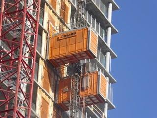 Construction Elevator Company Boston | Elevator Hoist